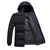 Herfst Winter Mens Plus Velvet Warm Capuchon Afneembare Cap Dikke Fleece Jas Outdoor Wandelen Sport Thermische Winddicht Jas