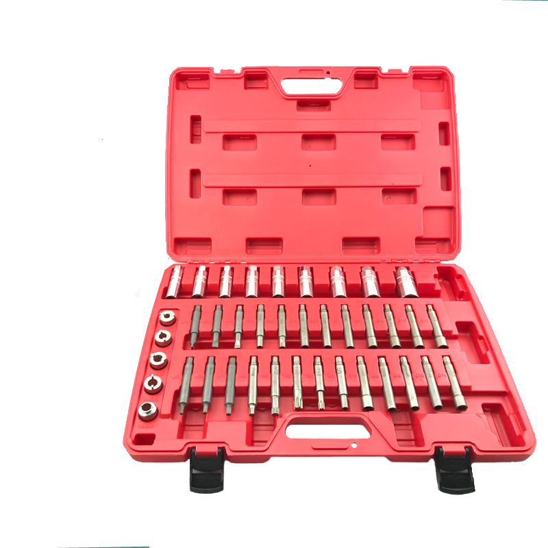 39Pcs Strut And Shock Installation Tool Kit All Cars Shock Upper Disassembly Shock Absorber Wrench