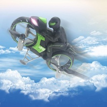 Aircraft Remote-Control Motorcycle Cross-Border Rc-Toy Land Direct Air-Dual-In-One Explosive