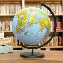 30 см надувной шар мировая Земля Карта океана мяч география обучающий пляжный мяч дети география образовательные принадлежности