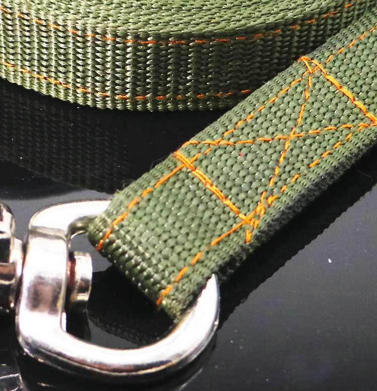 Thick Traction Belt Medium Large Dog For Dog Rope Tauren Hooks Nylon Tape Golden Retriever German Shepherd Tibetan Mastiff Suppo