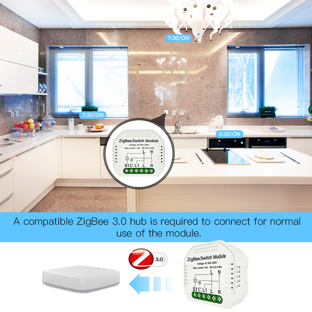 cheapest AVATTO Tuya WiFi Smart Thermostat Temperature Controller for Water Electric floor Heating Gas Boiler Work with Alexa Google Home
