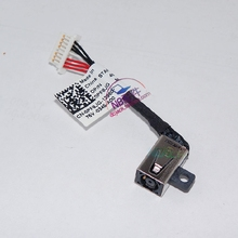 Yeni güç Jack Dell Inspiron 15 5568 7569 7579 7570/13 5368 5378 7368 7378 0PF8JG PF8JG P69G şarj konektörü DC IN kablo