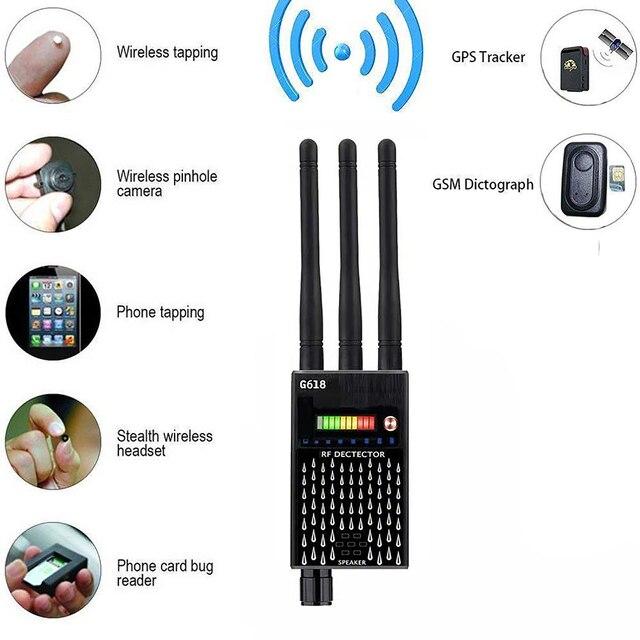 Wireless Hidden Camera Eavesdropping - Speedy Delivery USA 6