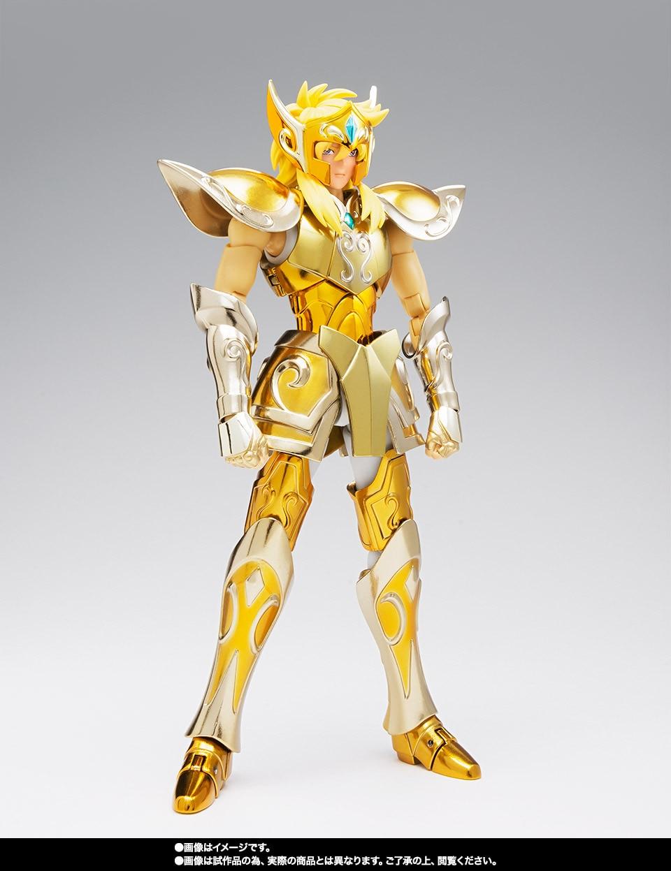 anjo-GENUINE Hyoga Aquarius Action 1