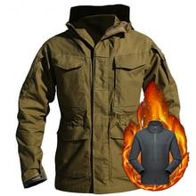 Mens Military M65 US RU Jackets Winter Fleece