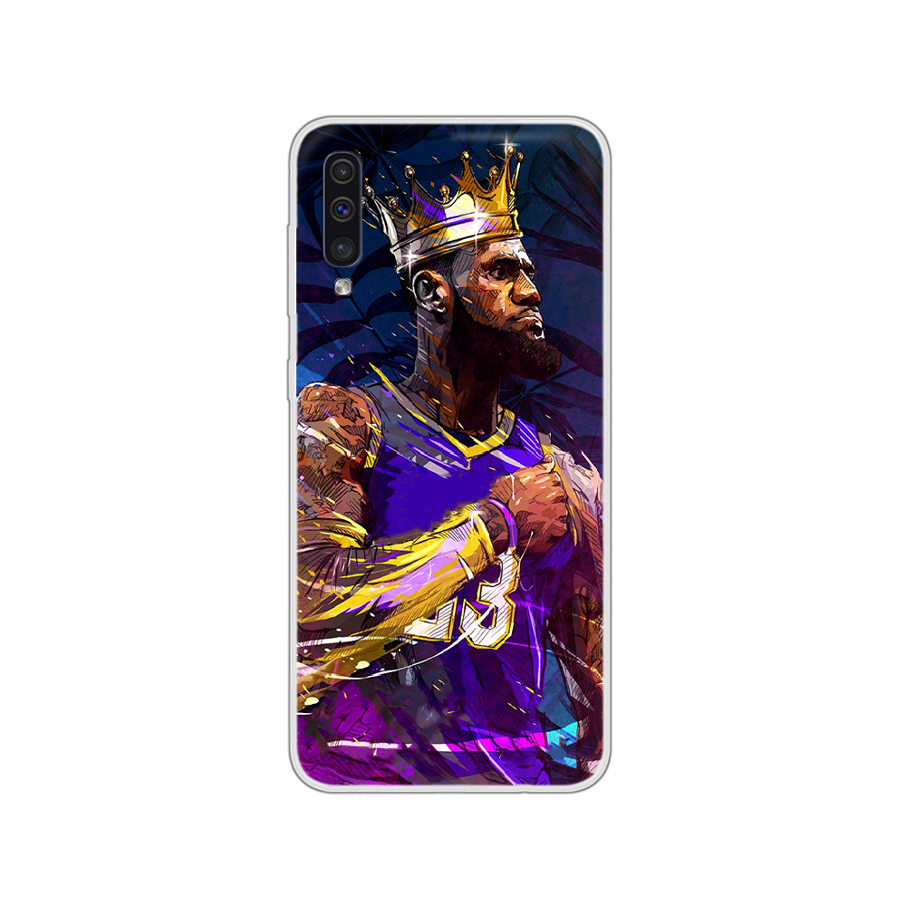 LeBron 23 Basketball the king Phone Case cover For XIAOMI Redmi Note 3 4 5 6 7 8 9 9s Pro max 8T 4X transparent cell cover 3D