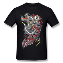 YAKUZA T Shirt Red T-Shirt Kiryu Men Fashion Short Sleeve