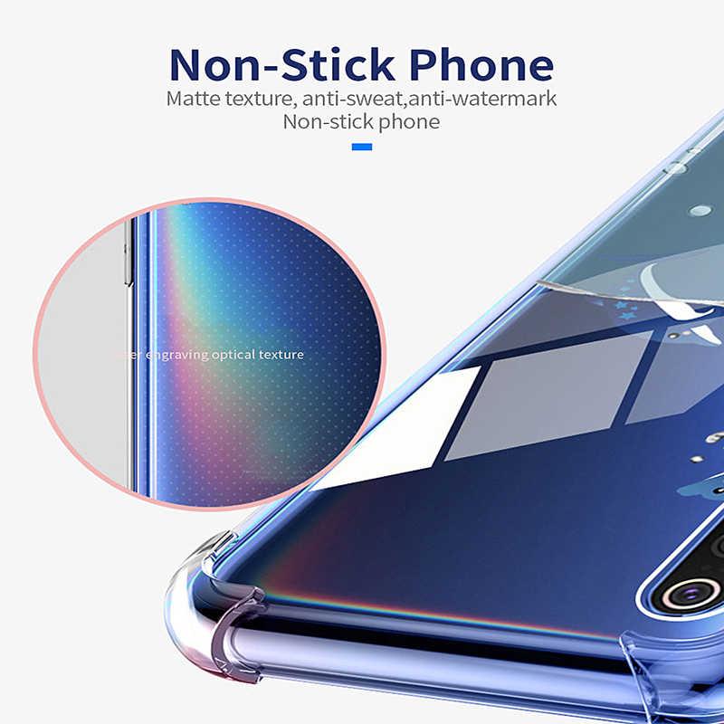 Mới Essager Ốp Lưng Chống Sốc Cho Tiểu Mi Mi 8 9 SE Chơi Ốp Lưng Silicon Dành Cho Đỏ Mi Note 4 4X5 6 Pro 7 Note7 Tiểu Mi 6 5 Plus A2 L