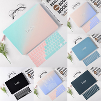 New Solid Anti Fall For MacBook Case Laptop Sleeve Notebook Cover For MacBook Air Pro Retina 11 12 13 13.3 15.4 Inch Torba A2159