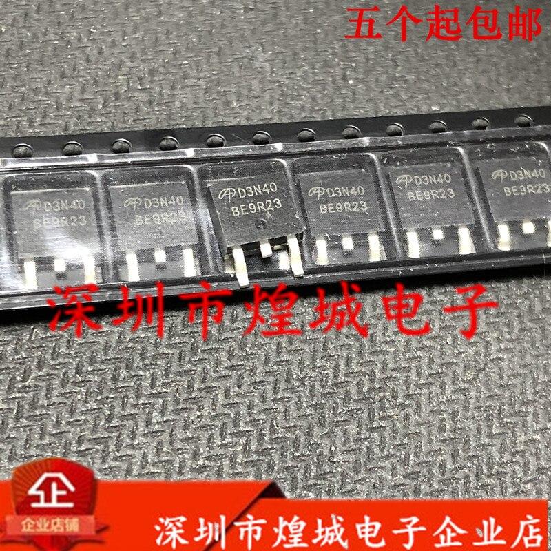 10 шт./лот D3N40 AOD3N40 TO-252 400V 2.6A 5