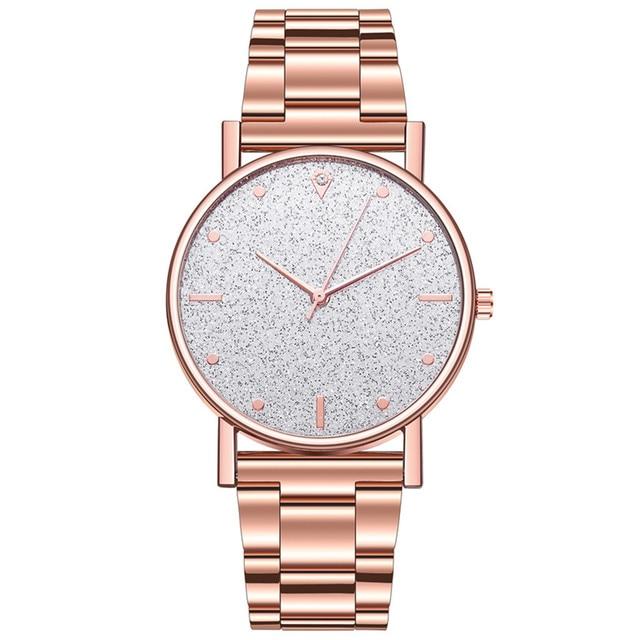 DUOBLA women watches luxury brand quartz watch women Stainless Steel band Bracele ladies watch reloj mujer montre femme 2020