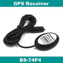 Beitian novo 3.6 v-5.0 v RS-232 nível 4800bps 4 m flash ps2 conector fêmea receptor gps BS-74P4