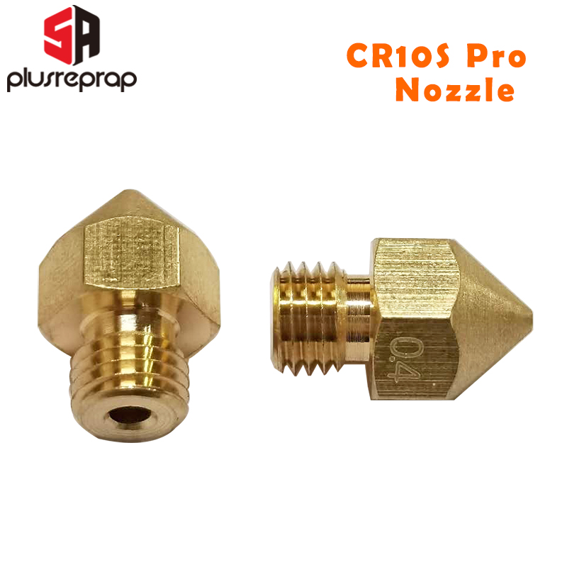 CR-10S Pro Brass Nozzle Throat Heated Block for 3D Printer Hotend 1.75MM Filament J-head cr10S PRO H