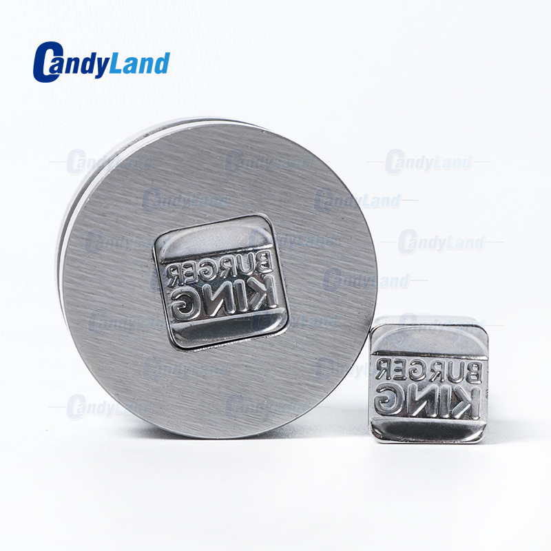 CandyLand  Burgerking  Tablet Die Powder Pill Press Die Candy Punch Die Set Custom Logo Punch Die Cast Pill Press Tablet Machine