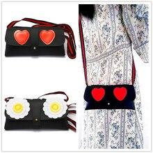 Glasses Backpack Portable Fashion Case Ins Girl Mobile Phone Bag Sunglasses Storage