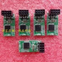 Adsyncetek-disco duro Industrial integrado para ordenador, dispositivo de almacenamiento de datos con interfaz USB 16 DOM GB SSD de 9 pines de 2,54mm, módulo de memoria Flash 16G DOM MLC NAS