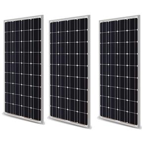 Image 2 - Chất Lượng Cao 400W 200W Kính Tấm Pin Năng Lượng Mặt Trời 300W PV Mô Đun Bộ Monocrystalline Pin Năng Lượng Mặt Trời 12V Năng Lượng Mặt Trời pin Sạc RV/Nhà/Thuyền