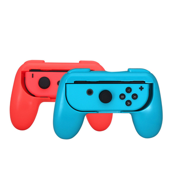 2 Pcs Game Joy-con Handle Grip Gaming Console Stand Comfortable Controller Holder for Nintendo Switch Dual Double Players Game 7