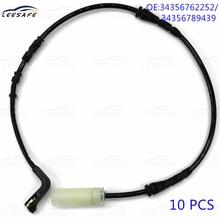 10 PCS OE NO 34356762252 34356789439 Brake Pad Sensor for BMW E81 E87 E88 E90 E92 320 325 318 120 Wear Warning Contact
