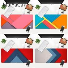 Резиновый коврик maiyaca для мыши в офисном стиле игровой xxl