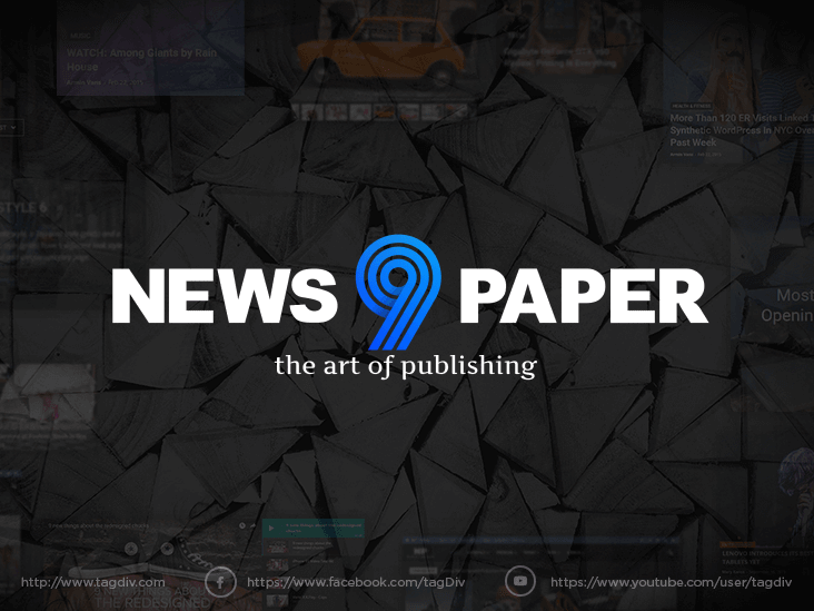 「wordpress主题」 Newspaper v9.7.3 高级版 专业版破解 【未汉化】