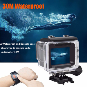 Image 4 - Ultra HD 4K Action Camera WiFi Remote Control Sports Video Camcorder DVR DV Go Waterproof Pro Camera 2 inch Touch Screen Cam