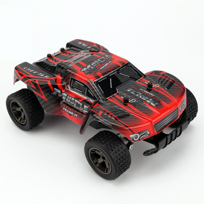 Новый 1:18 автомобиль с дистанционным управлением внедорожный автомобиль 2812 дрейф скалолазания Автомобиль 2,4G дистанционное управление высо...