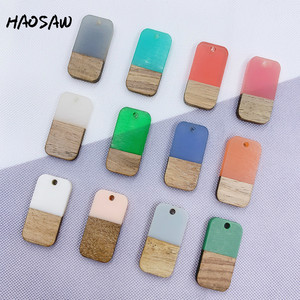HAOSAW Choose 6Pcs/Lot Rectang