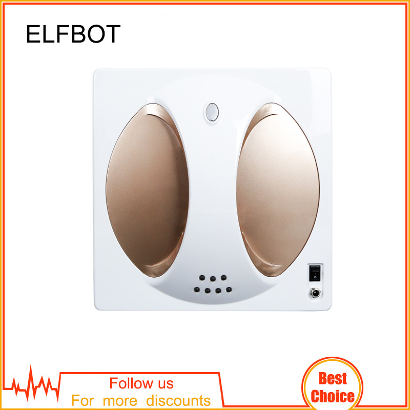 Window Cleaning Robot Vacuum Cleaner Home High Suction of Smart Remote Control with Remote Control Automatic Clean