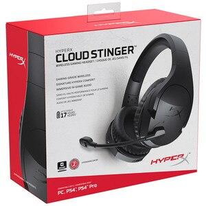 Image 5 - Kingston HyperX Cloud Stingerชุดหูฟังสำหรับเล่นเกมพร้อมไมโครโฟนหูฟังน้ำหนักเบาสำหรับPS4 เกมเครื่อง