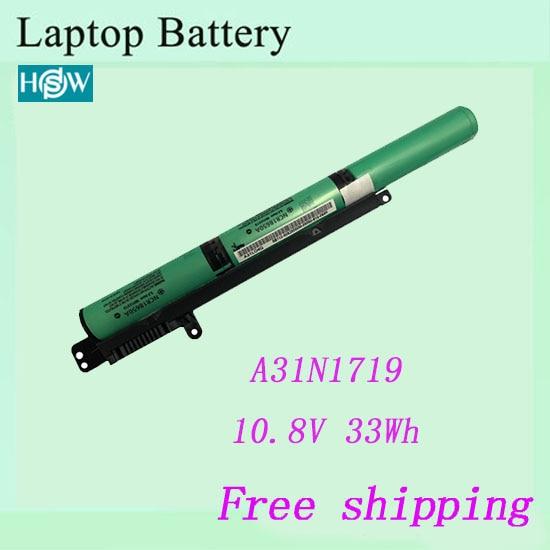 Высокое качество A31N1719 Аккумулятор для ноутбука ASUS F407UA R507MA X407MA X407UF X407UA X407UB X507MA X507UA X507UB X507UF батареи
