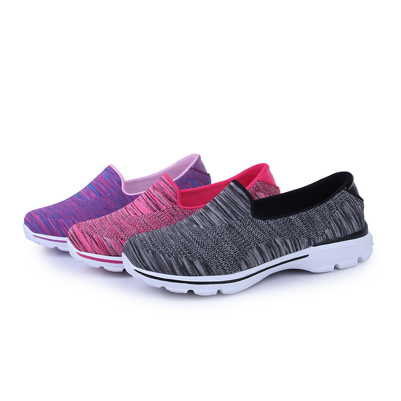 2019 New Women Shoes Flats Fashion Casual Ladies Shoes Woman  Female Sneakers R1-12