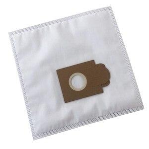 Image 1 - Cleanfairy 15pcs ואקום אבק שקיות תואם עם בורק V505 AFK BS49/2 טורבו E1400WTE החלפה עבור ElO Nr.9 9A 9B 14