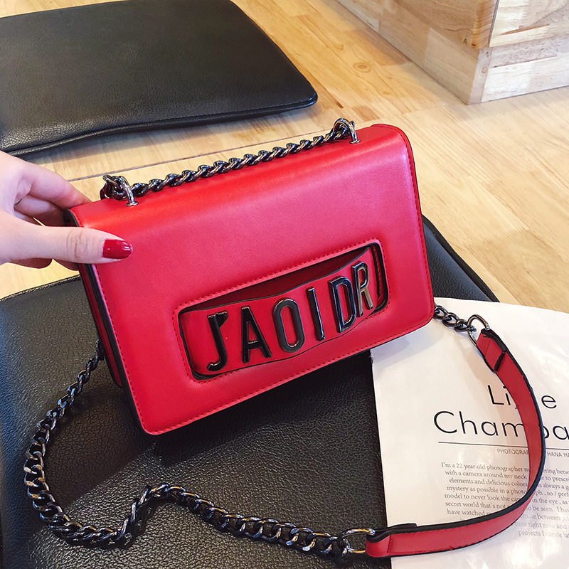 Western Style Handbags 2020 New Shoulder Bag Chain Shoulder Fashion Bag