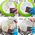 Emery Cleaning Sponge Tool Brushes Multi-purpose Strong Cleaning Magic Sponge Pots Rust Focal Stains Decontamination Sponge