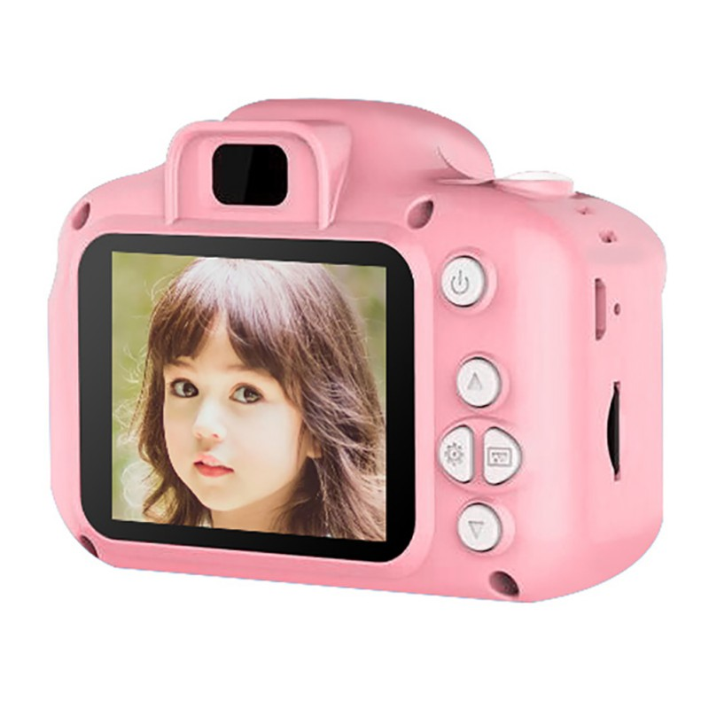 Kids Camera Toys HD 1080P Clear Digital Video Recorder Educational Toy Child Birthday Gifts Toy 2020