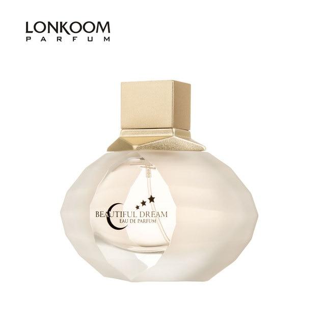 LONKOOM 80ml Elegant Floral  Perfume for Women Beautiful Dream Original Female Fragrance Eau De Toilette Parfum Antiperspirants 1
