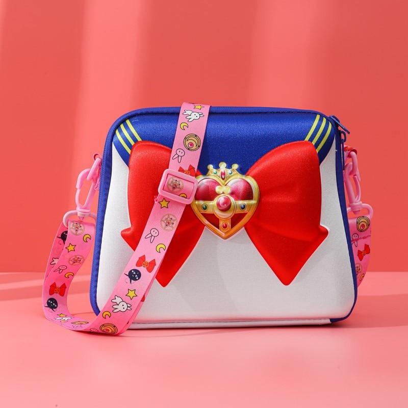 Sailor Moon Messenger Makeup/Storage Bag 2