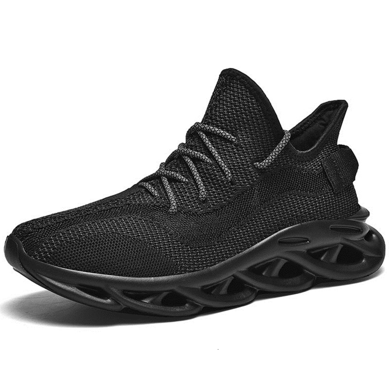 Mens Mesh Breathable Athletic Casual Sneaker Lace-UP Sport Running Antiskid Breathable Flats Footwear Climbing Hiking Wear Resistant Comfy Jogging Fitness Athletic Walking Outdoors Shoes
