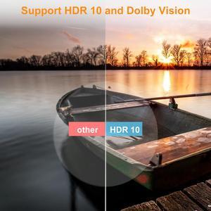 Image 5 - HDMI KVM Switch4x1 3840x2160 @ 60 Гц 4:4:4 с 2 квм кабелями 5 футов Поддержка USB 2,0 управление устройствами