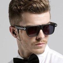 Смарт-очки 8 ГБ с Bluetooth 4,0 и громкой связью HD 1080P камера рекордер Видео gps навигация напоминание