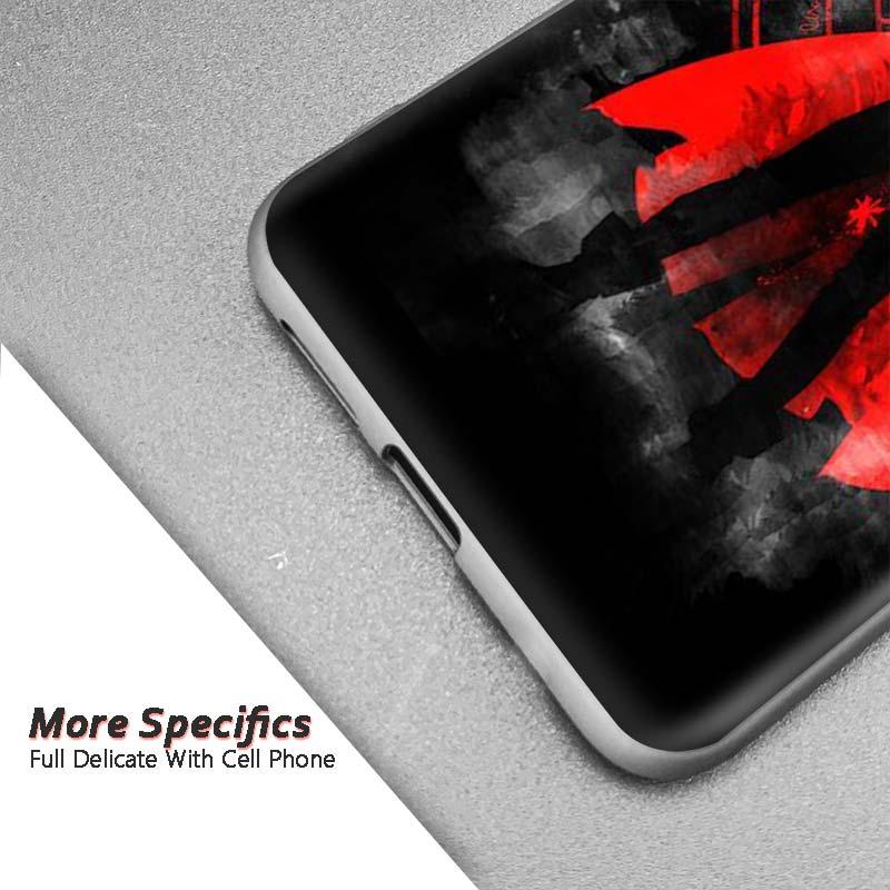 Fullmetal Alchemist Case for Xiaomi Redmi Note 9S 9 8T 8 Pro Max 7 K20 K30 5G 7A 8A 9A 9C Cover Black Phone Coque