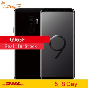 Samsung Galaxy S9Plus S9 + G965F глобальная версия оригинальный мобильный телефон Octa Core 6,2