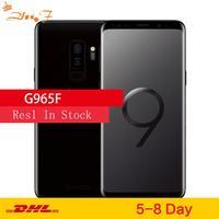 Samsung Galaxy S9 Plus S9+ G965F Global Version Original Mobile Phone Octa Core 6.2 Dual 12MP 6GB RAM 64GB ROM Exynos 9810 NFC
