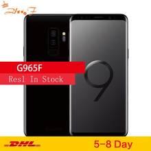 Samsung Galaxy S9Plus S9 + G965F wersja globalna oryginalny telefon komórkowy Octa Core 6.2