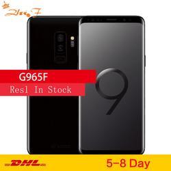 Samsung Galaxy S9Plus S9+ G965F Global Version Original Mobile Phone Octa Core 6.2