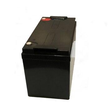 Batería De Ciclo Profundo De 12v | Paquete De Batería LiFePO4 De 12 V, Paquete De Batería De Ciclo Profundo De 12,8 V 70Ah Para Almacenamiento Solar