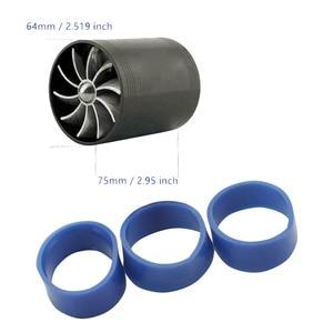 1pc Air Turbo Fan 2.95 Inches