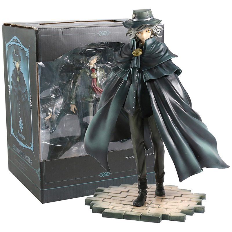 Fate/Grand Order Monte Cristo Edmond Dantes PVC Figure Collectible Model Toy